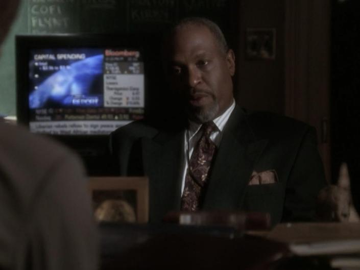 james pickens jr on the west wing