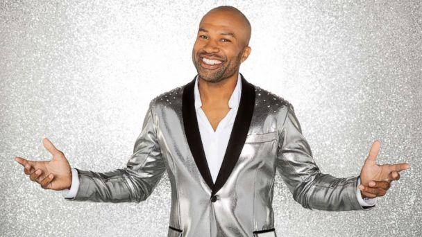 PHOTO: Derek Fisher will compete for the mirror ball title on the new season 'Dancing With The Stars.' (Craig Sjodin/ABC)