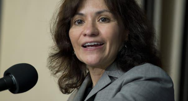 Federal Trade Commission Chairwoman Edith Ramirez privacy google facebook