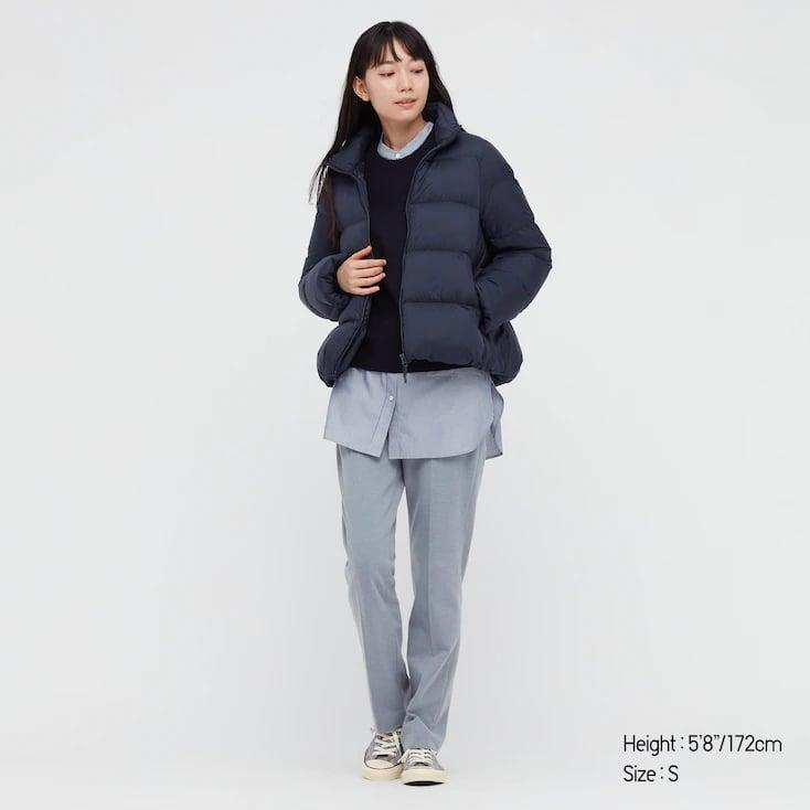 <p>This <span>Uniqlo Ultra Light Down Short Puffer Jacket</span> ($70) comes in a bunch of colors and is a great layering piece. It's an ideal traveling jacket.</p>