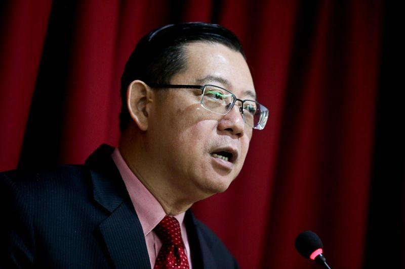 Finance Minister Lim Guan Eng said the new tax system will be less burdensome to the public, but made no predictions about its immediate effect on prices. ― Picture by Sayuti Zainudin