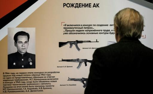 Kalashnikov received almost every major Soviet award and was named Hero of Russia in 2009