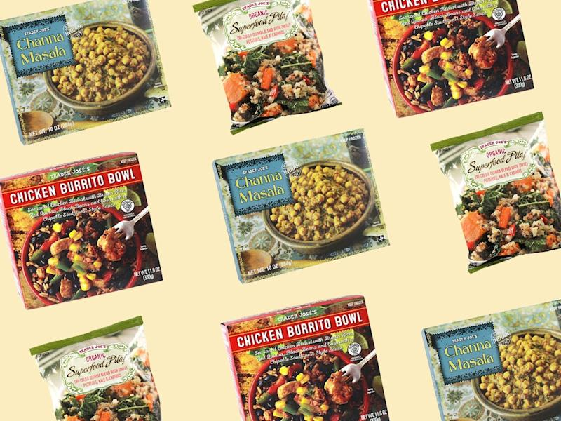 11 Best Frozen and Premade Meals at Trader Joe's, According to R.D.s