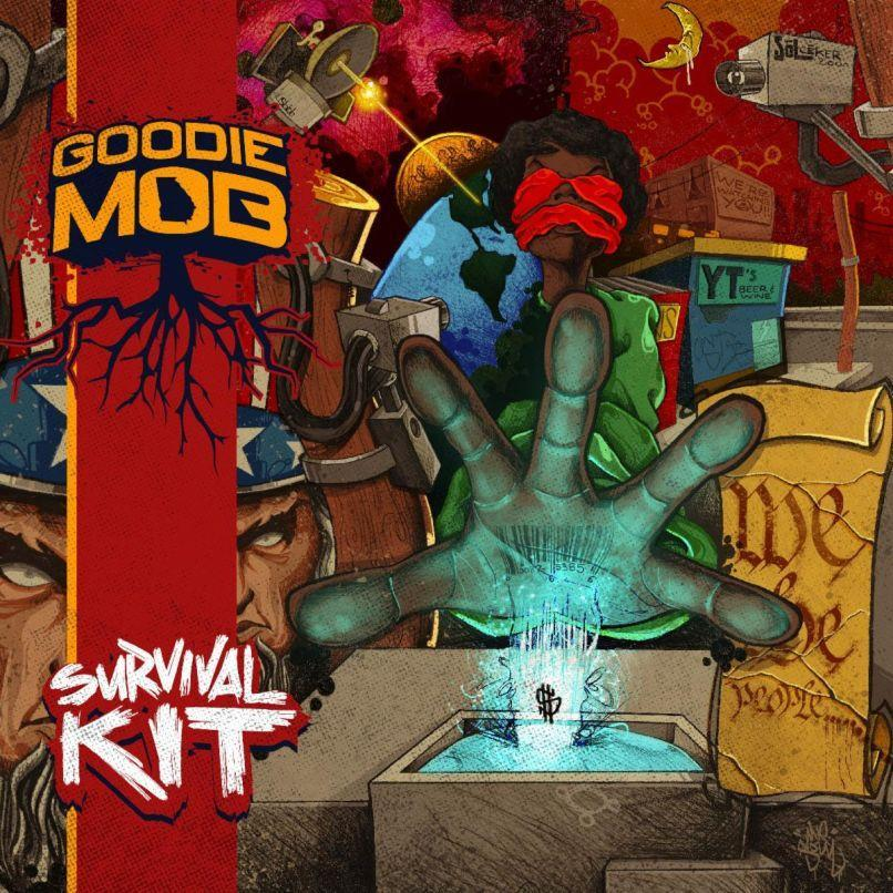 unnamed 22 Goodie Mob Announce New Album Survival Kit Featuring André 3000, Big Boi, and Chuck D