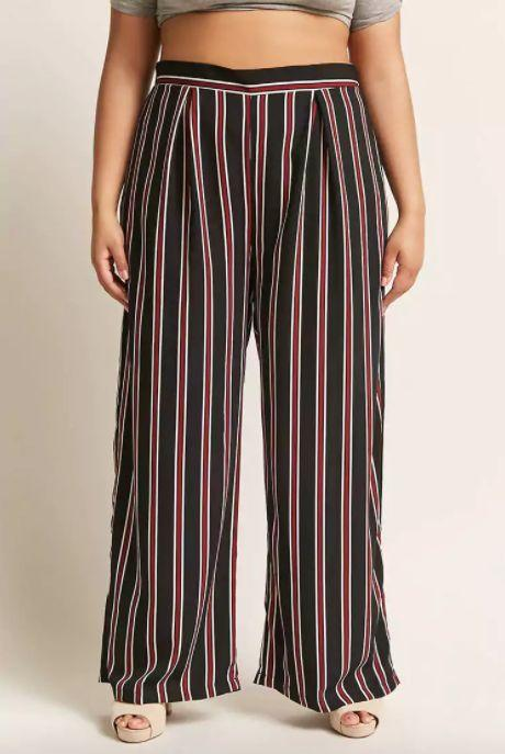 """Get them at <a href=""""https://www.forever21.com/us/shop/catalog/Product/PLUS/branded-shop/2000264466"""" target=""""_blank"""">Forever 21</a>, $35."""