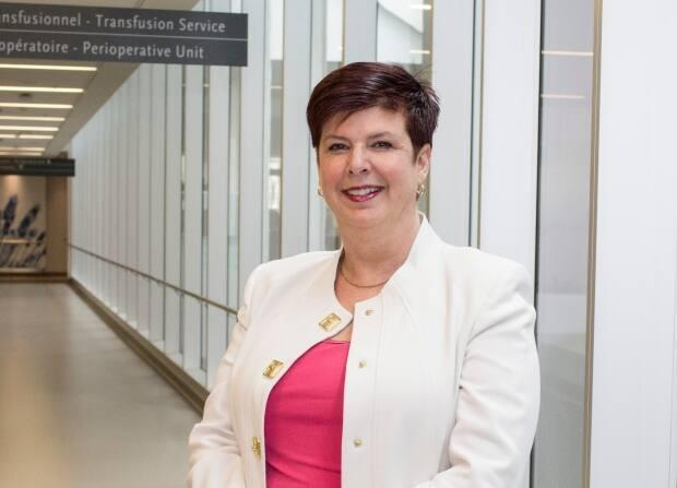 Lucie Tremblay, director of nursing at the CIUSSS du Centre-Ouest-de-l'Île-de-Montréal says they are trying to reach people who may not be aware they are eligible.