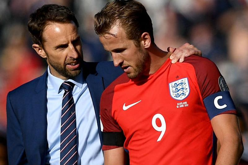 Gareth Southgate, Harry Kane on Queen's List for Honors after WC Run