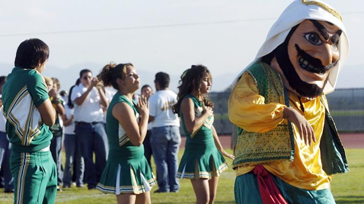 The Coachella Valley Arabs find themselves in the same basket as the Washington Redskins — AP