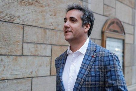 Michael Cohen Skips Court To Smoke Cigars With Friends