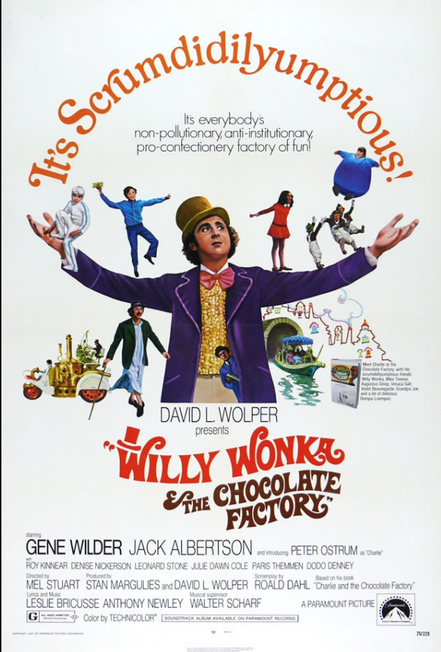 "<p>Today, Willy Wonka is considered one of the most beloved children's films (it was even remade in 2005!), but when it was released in 1971 it only earned a <a href=""https://www.the-numbers.com/movie/Willy-Wonka-and-the-Chocolate-Factory#tab=summary"" rel=""nofollow noopener"" target=""_blank"" data-ylk=""slk:modest $4 million"" class=""link rapid-noclick-resp"">modest $4 million</a> at the box office.</p>"