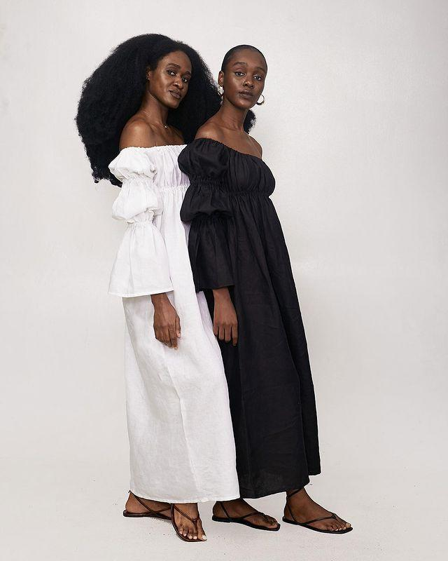 """<p>Local artisans in Lagos, Nigeria make Mie's romantic designs. You can wear its pieces with sandals to keep things low-key or dress them up a notch with wedges or heels. </p><p><a class=""""link rapid-noclick-resp"""" href=""""https://mie.ng/"""" rel=""""nofollow noopener"""" target=""""_blank"""" data-ylk=""""slk:SHOP NOW"""">SHOP NOW</a> </p><p><a href=""""https://www.instagram.com/p/CFr2eWlA-vs/"""" rel=""""nofollow noopener"""" target=""""_blank"""" data-ylk=""""slk:See the original post on Instagram"""" class=""""link rapid-noclick-resp"""">See the original post on Instagram</a></p>"""