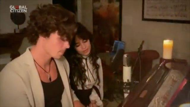 """<p>Another couple that has taken to long COVID-19 walks is Shawn Mendes and Camila Cabello. The couple seems to don the most <a href=""""https://www.vanityfair.com/style/2020/04/shawn-mendes-camila-cabello-daily-quarantine-walks"""" rel=""""nofollow noopener"""" target=""""_blank"""" data-ylk=""""slk:outrageous loungewear"""" class=""""link rapid-noclick-resp"""">outrageous loungewear</a> they own then walk really slowly through their Miami neighborhood. At least they're getting sun and exercise?</p><p><a href=""""https://www.instagram.com/p/B_KtXc8p0-b/"""" rel=""""nofollow noopener"""" target=""""_blank"""" data-ylk=""""slk:See the original post on Instagram"""" class=""""link rapid-noclick-resp"""">See the original post on Instagram</a></p>"""