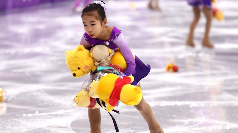 Winnie The Pooh Is Trending On Twitter For The Cutest Olympic Reason