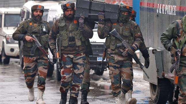 The gunbattle between the security forces and the militants in Srinagar has finally ended after 30 hours.