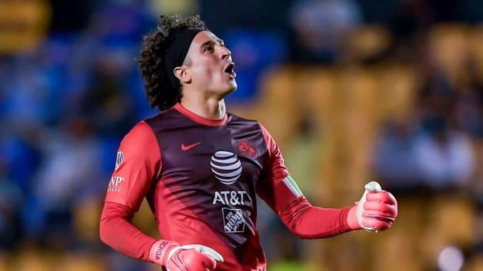 Guillermo Ochoa | Azael Rodriguez/Getty Images