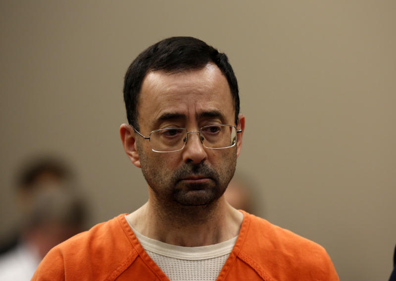 USA Gymnastics Board Members Resign Amid Larry Nassar Sexual Abuse Scandal