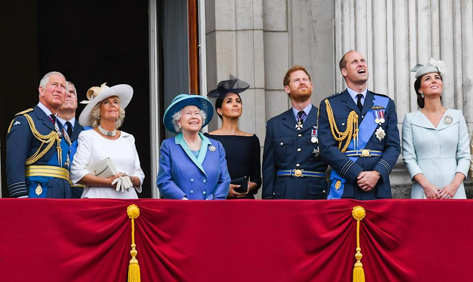 Queen Elizabeth II and her royal family have a variety of sources of income. Photo: Anwar Hussein/Getty Images