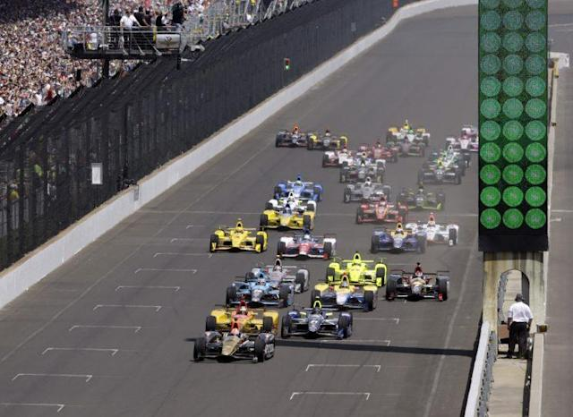 Who will win the 101st Indy 500? (Getty)