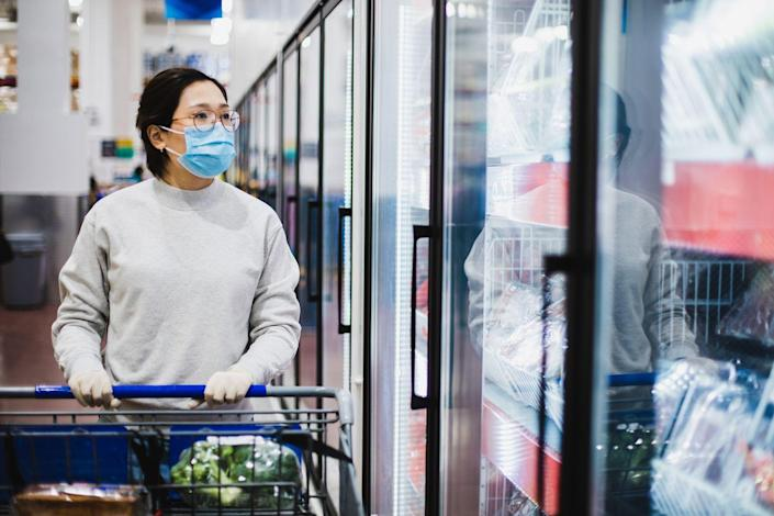 <p>If you know of an older veteran who lives nearby and is feeling cautious of going to the store during the pandemic, help your neighbor out by doing the shopping for them. It's the least you can do to show your appreciation for their sacrifice. </p>