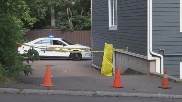A 24-year-old Moncton man was fatally shot in his Moncton apartment on Aug. 4, 2019, by a Codiac Regional RCMP officer. An independent investigation of the shooting was completed last year, but its results haven't been made public. (CBC - image credit)
