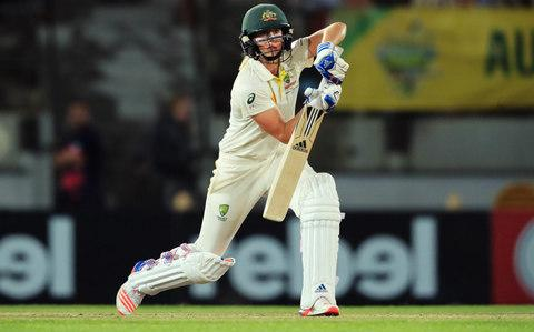 Ellyse Perry batting on day two - Credit: Getty Images