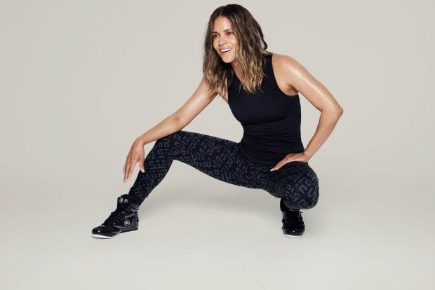 """<p>Halle Berry x Sweaty Betty Frankie Racer Neck Tank, $64, <a href=""""https://rstyle.me/+igZUH577Y-1fqI2ZBE6yqA"""" rel=""""nofollow noopener"""" target=""""_blank"""" data-ylk=""""slk:available here"""" class=""""link rapid-noclick-resp"""">available here</a> (sizes XXS-XXL); Halle Berry x Sweaty Betty Jinx Power 7/8 Workout Leggings, $100, <a href=""""https://rstyle.me/+w-zbzZn5-DsVRMOLi42umg"""" rel=""""nofollow noopener"""" target=""""_blank"""" data-ylk=""""slk:available here"""" class=""""link rapid-noclick-resp"""">available here </a>(sizes XXS-XXL).</p>"""