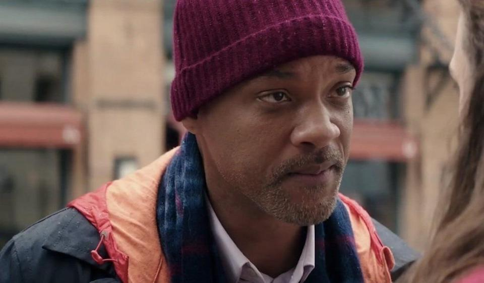 Will Smith in 2016's 'Collateral Beauty' (credit: New Line Cinema)