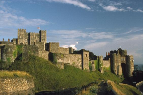 Explore the past at historic Dover Castle (istock)