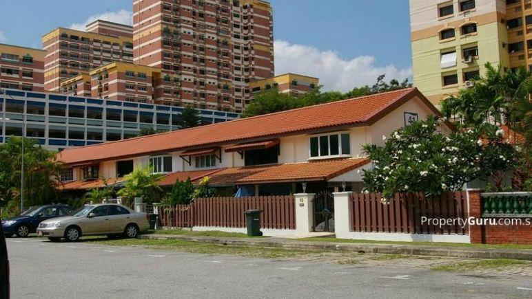 HDB Terrace Houses: 6 of These Public Landed Properties Under 1 Million