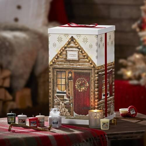 Tower Advent Calendar by Yankee Candle. [Photo: Yankee Candle]
