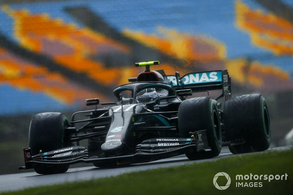 "P9 Valtteri Bottas, Mercedes F1 W11<span class=""copyright"">Andy Hone / Motorsport Images</span>"
