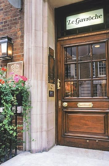 Le Gavroche was the last restaurant booking Fred has before lockdown  -  Andrew Crowley