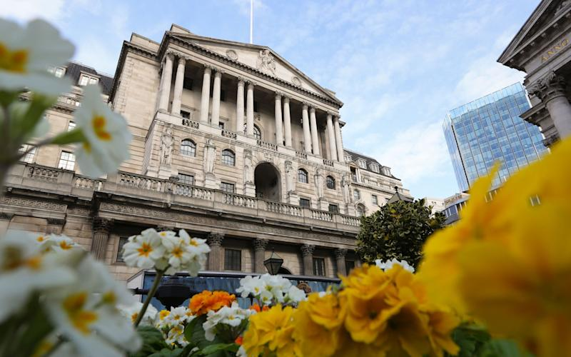Bank of England - PA Wire/PA Images