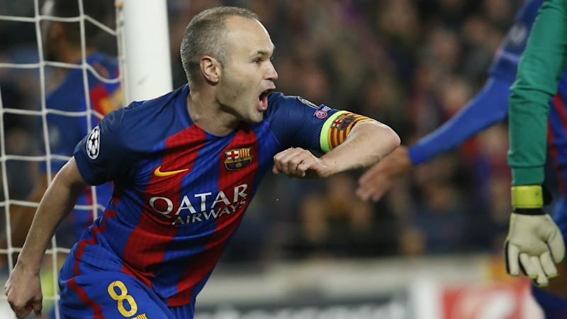 Barça, Iniesta défend André Gomes