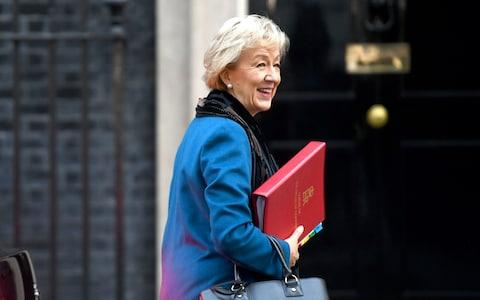 Andrea Leadsom announced the review after meeting MPs from Norfolk and Suffolk - Credit: Victoria Jones/PA