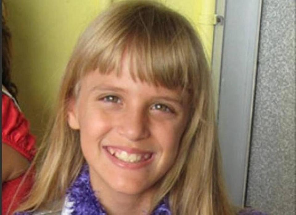 Nubia Barahona was found dead at the age of 10 on Valentine's Day 2011, her decomposing body swimming in chemicals and stuffed in a garbage bag in the flatbed of her adoptive father's pest control truck in Palm Beach County. Her brother Victor was in the cab of the truck with Jorge Barahona, alive but unconscious, with chemical burns on his body. Victor later told police that he and his sister had been routinely and repeatedly abused — beaten, tied up, screamed at — by the Barahonas. He said he heard his adoptive parents beating his twin to death as he lay tied up in a bathtub at the family home in West Miami-Dade. Later, Nubia would be loaded into the back of the truck, with Jorge and Victor riding in the front.