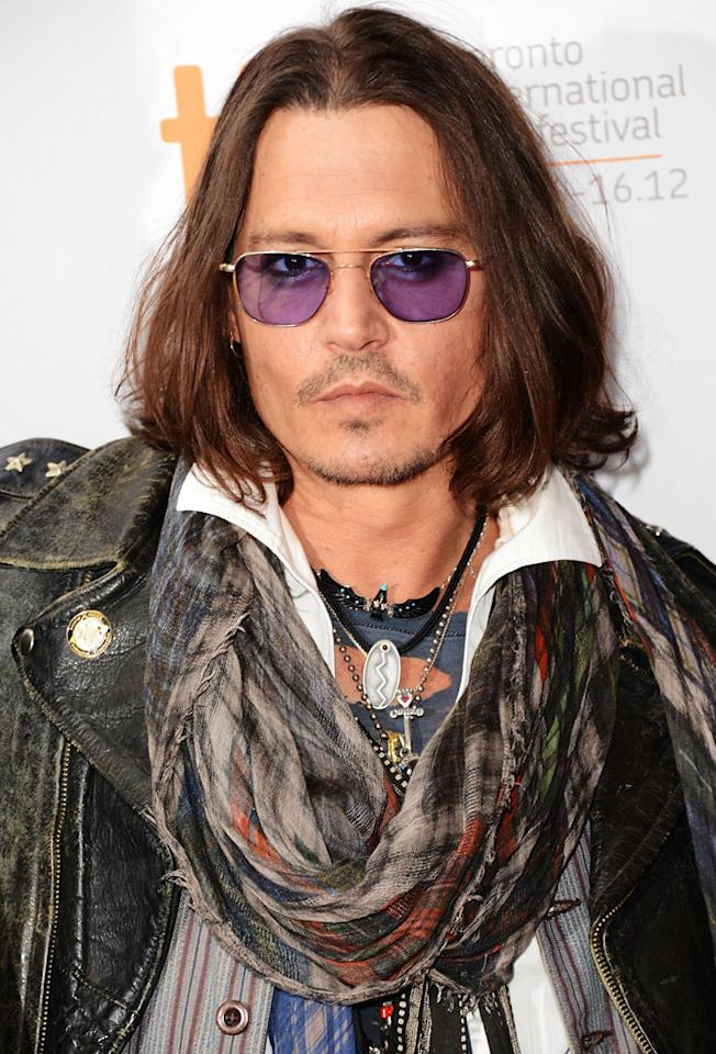 Johnny Depp (June 9, Gemini)