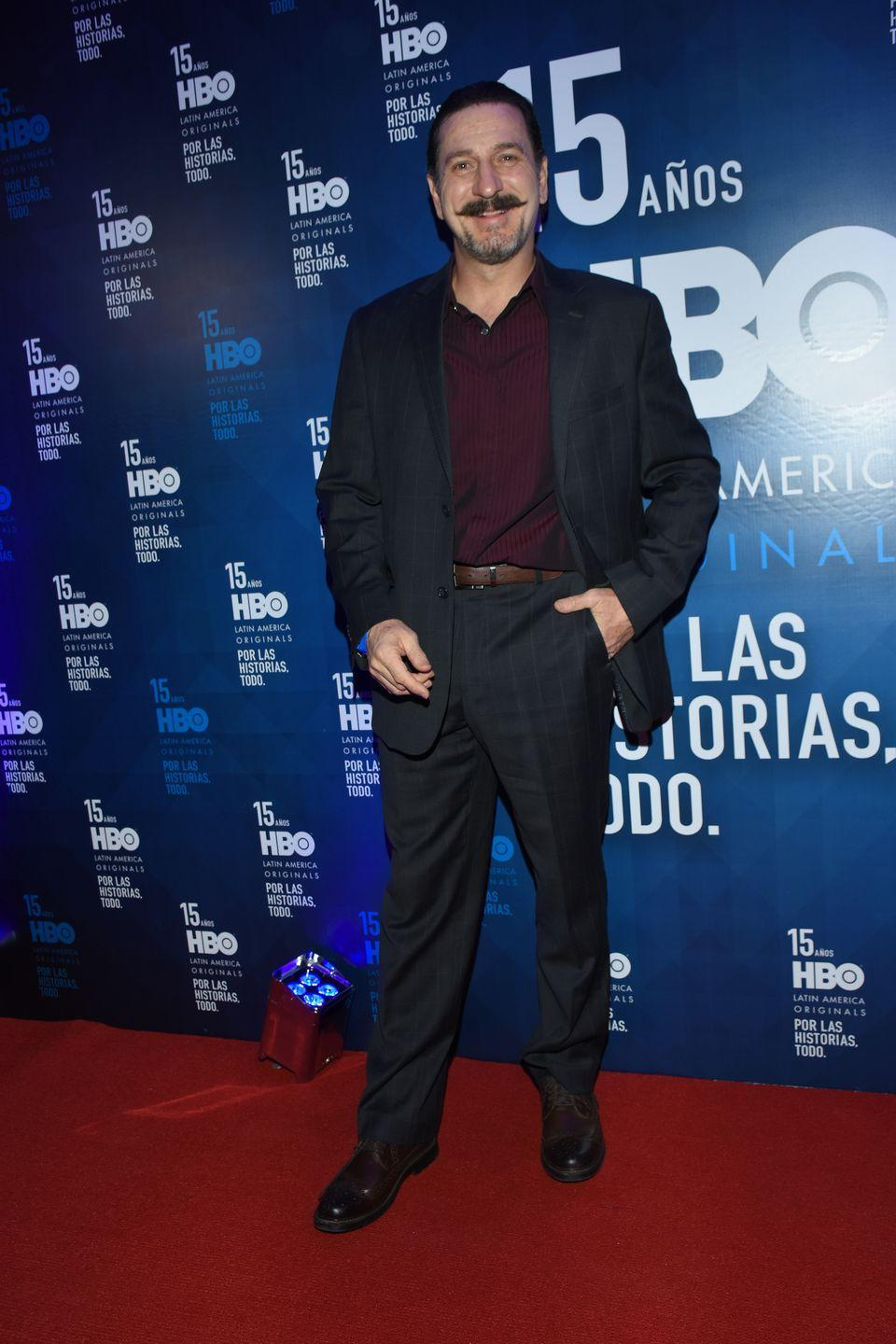 <p>What better man to play the sadistic Sergio Hernández, César's right-hand man, than a Mexican actor with over thirty years in the business? Juan Carlos Remolina plays Sergio, and he plays him well. It's no surprise that this actor has a few awards—including an Emmy—under his belt.</p>
