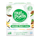 "<p><strong>nutpods</strong></p><p>amazon.com</p><p><strong>$13.95</strong></p><p><a href=""https://www.amazon.com/dp/B01F2PYV20?tag=syn-yahoo-20&ascsubtag=%5Bartid%7C10063.g.34991062%5Bsrc%7Cyahoo-us"" rel=""nofollow noopener"" target=""_blank"" data-ylk=""slk:BUY NOW"" class=""link rapid-noclick-resp"">BUY NOW</a></p><p>All three flavors boast no added sugar and no carbs.</p>"