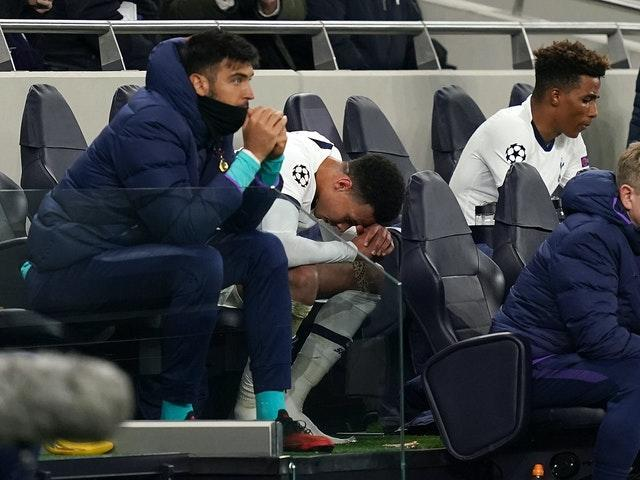 Dele Alli has had to fight for appearances for Tottenham this season and has often found himself on the bench