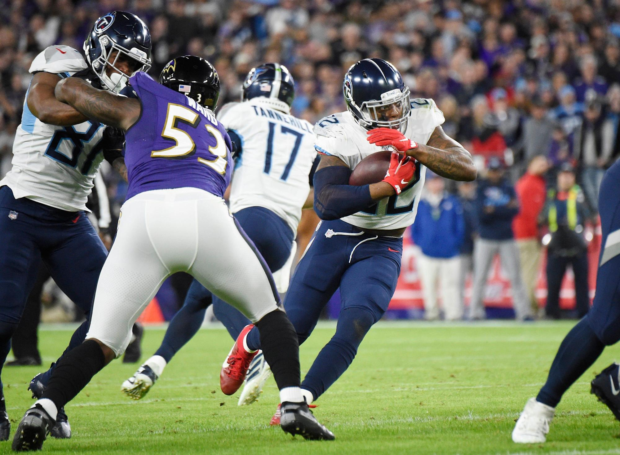Ravens vs. Titans: Tennessee's keys to victory in Week 11