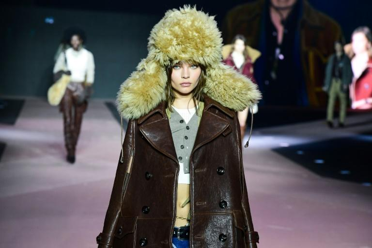 Dsquared2 tapped a Canadian backwoods vibe as the fashion house celebrates its 25th anniversary