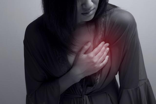 2.3 million Brits are affected by heart disease. (Photo: Getty Image)