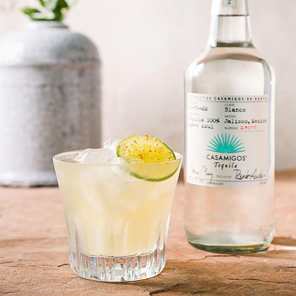 """<p>Toast your dad with a refreshing tipple from George Clooney and Rande Gerber's small-batch tequila company <a href=""""https://www.casamigos.com/en-us"""" rel=""""nofollow noopener"""" target=""""_blank"""" data-ylk=""""slk:Casamigos"""" class=""""link rapid-noclick-resp"""">Casamigos</a>. With subtle hints of citrus, vanilla and sweet agave, it is refreshing whether served in a Margarita or a Paloma, or poured neat atop ice.</p>"""