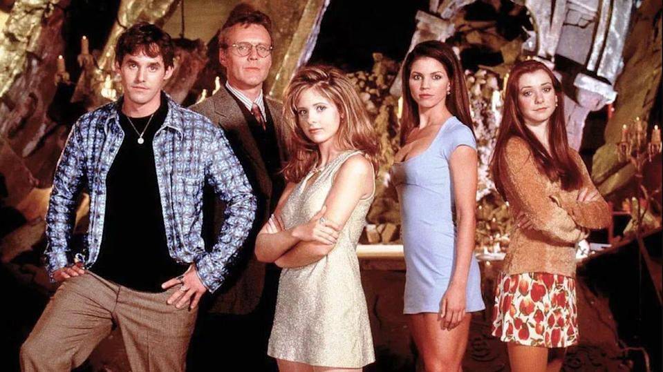 Into every generation, one really great television series is born.