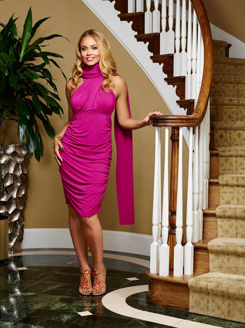 A Real Housewife on Liking the Other Women, Camera-Ready Makeup, and Being Insensitive