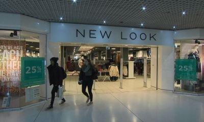 New Look tumbles to £234m loss as sales slump