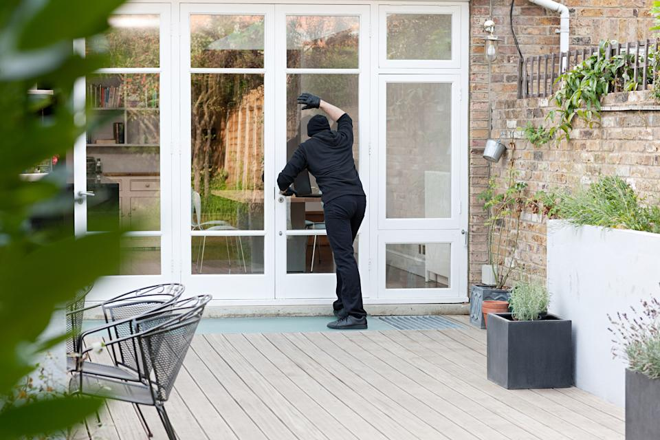Burglaries are predicted to rise post-lockdown. (Getty Images)