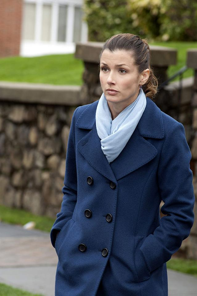 "Bridget Moynahan as Erin in ""Blue Bloods."""