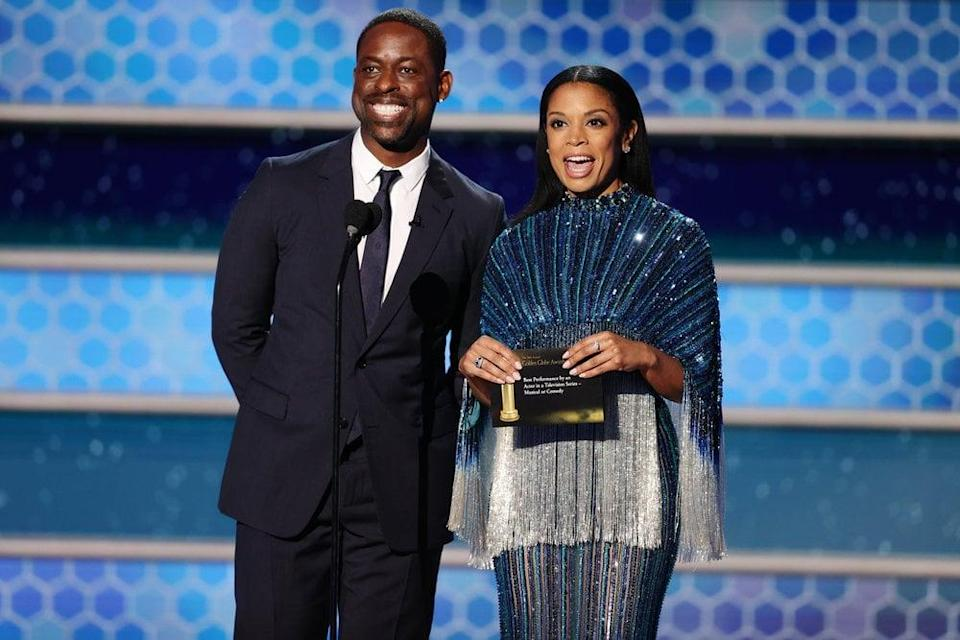 Sterling K Brown and Susan Kelechi WatsonNBC